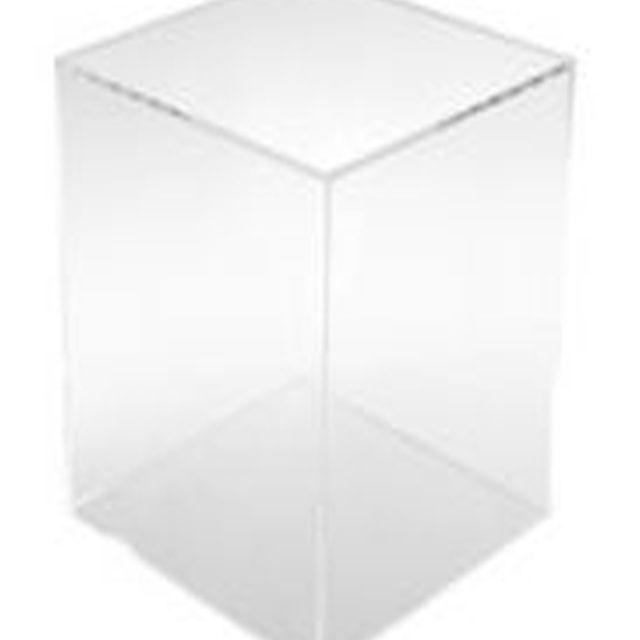 Acrylic Pedestal $50