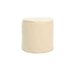 Cream Round Slipcover $40