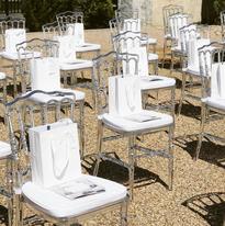 Versaille Clear Chair