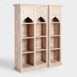 Carved Bookshelf