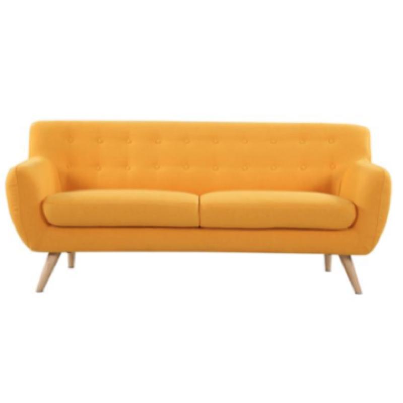 Kara Mid-Century Modern Sofa