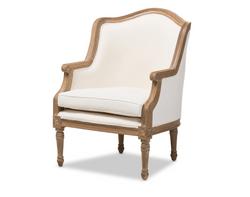 Ella French Arm Chair