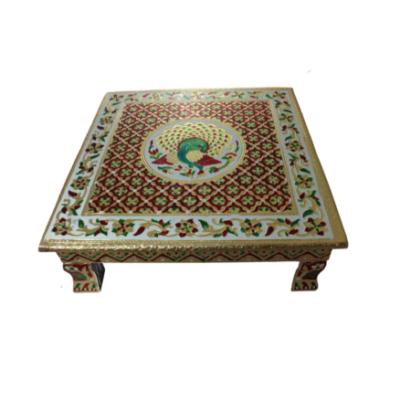 Puja Bajot Table/Stool $45