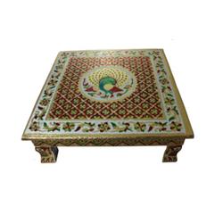 Puja Bajot Table/Stool