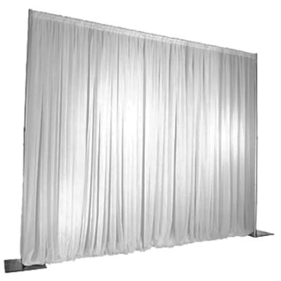 Grey Event Drape