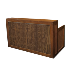 Wood Frame Bar/Mahogany Insert  $200