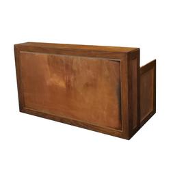 Wood Frame Bar/Copper Insert $200