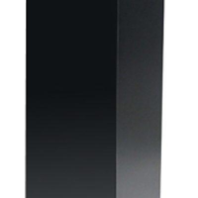 Black Pedestal $40