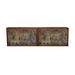 Double Wood Frame/Vintage Mirror $400