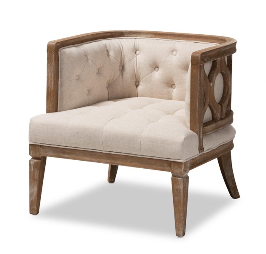 Gabriel French Chair $100