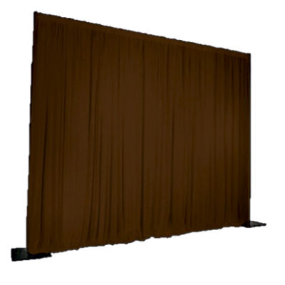 Brown Jute Drape