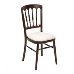 Mahogany Versailles Chair