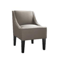 Marley Swoop Arm Chair
