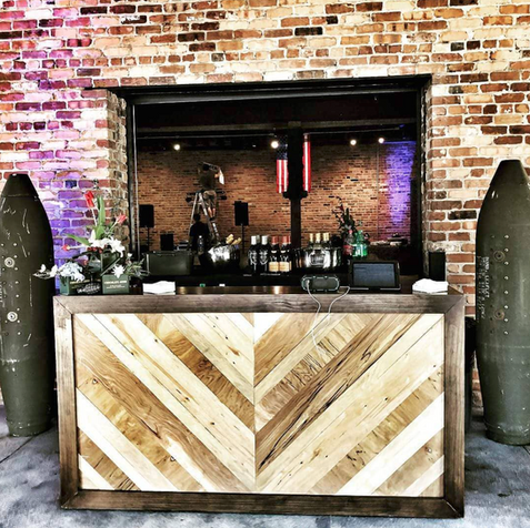 Herringbone Bar