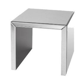 Ava Mirror Side Table $50