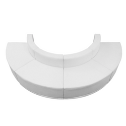 Convex Sectional Sofa