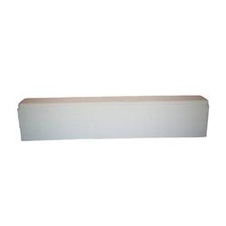 Linen Slipcover Cushion Bench $40
