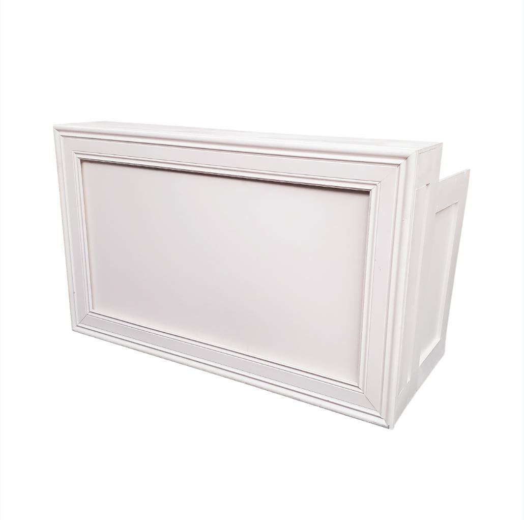 White Frame/White Insert $250