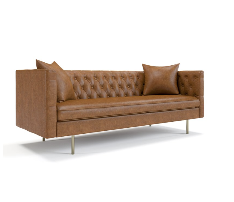 Edison Leather Sofa