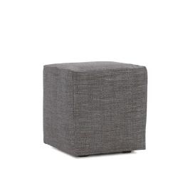 Mod Cube Grey Slipcover $40