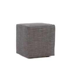 Mod Cube Grey Slipcover $40