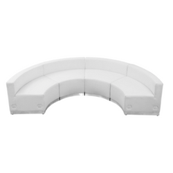 Concave Sectional Sofa