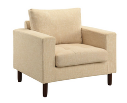 Tan Arm Chair