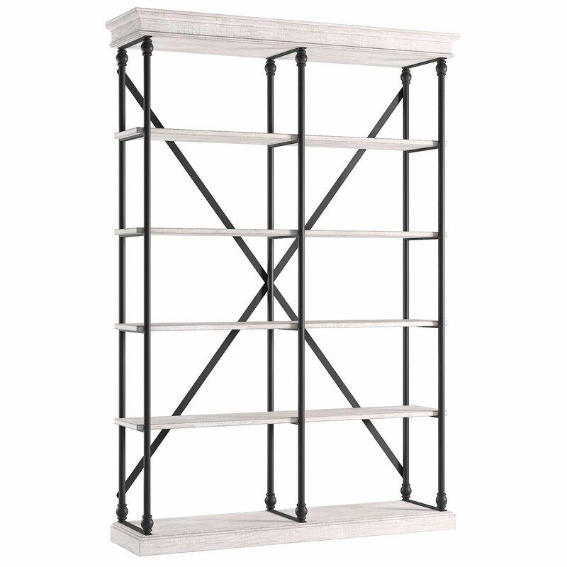 White + Black Bar Back $125