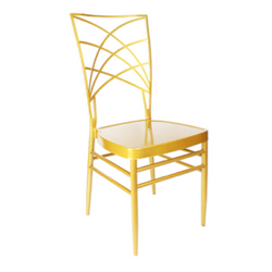 Gold Empire Chair