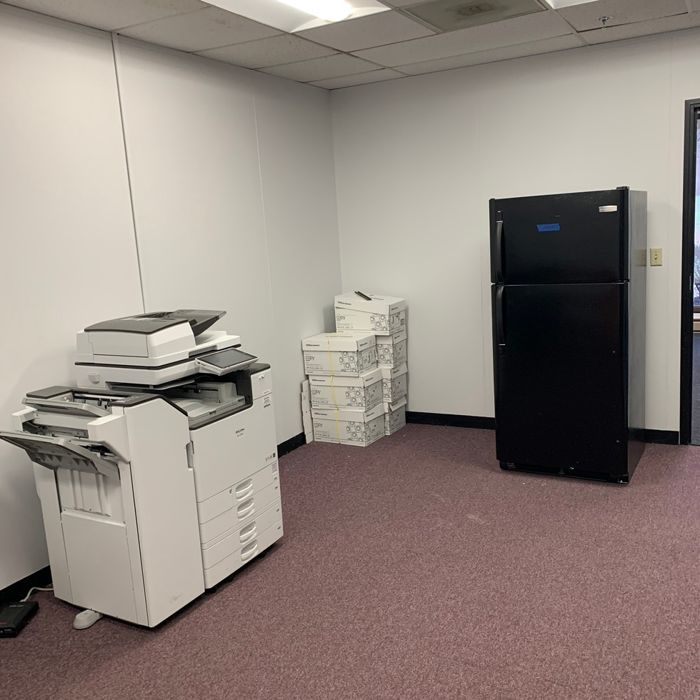 Commercial Copying Room