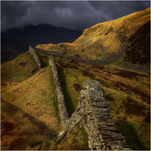 Dry Stone Walls Lingmoor Fell No 2.jpg
