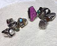 Jewelry by Dorothy Ganek