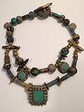 Polymer jewelry 9 by Dorothy Ganek