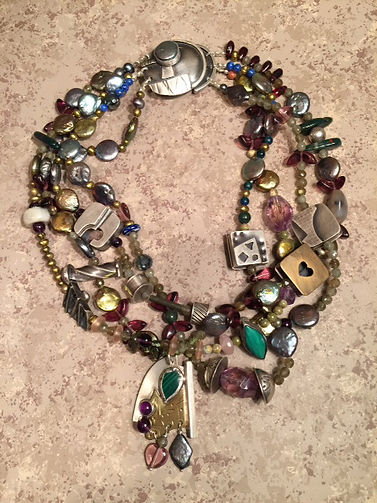 jewelry 10 by Dorothy Ganek