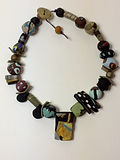 Polymer jewelry 14 by Dorothy Ganek
