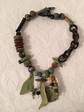 Polymer jewelry 10 by Dorothy Ganek
