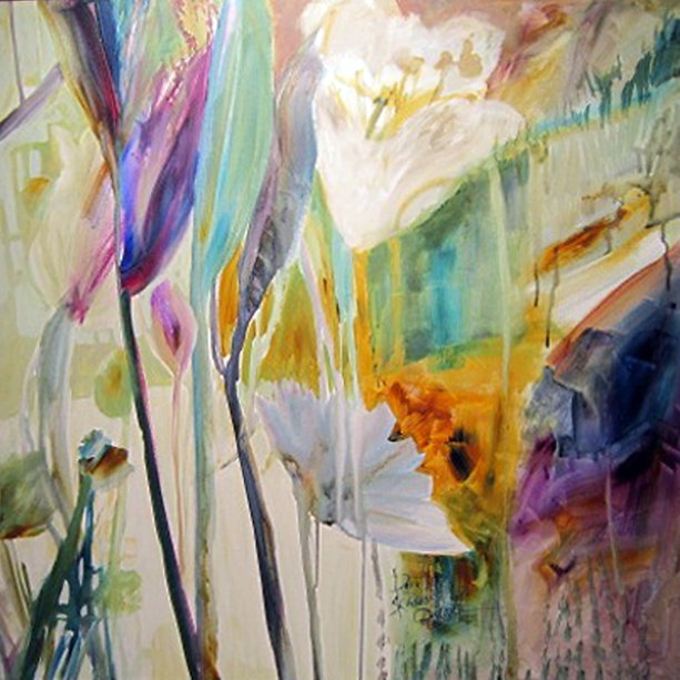 Pond III by Dorothy Ganek