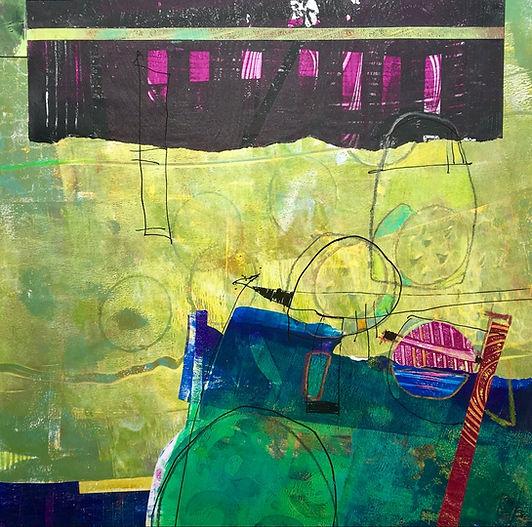 Striking A Balance by Dorothy Ganek