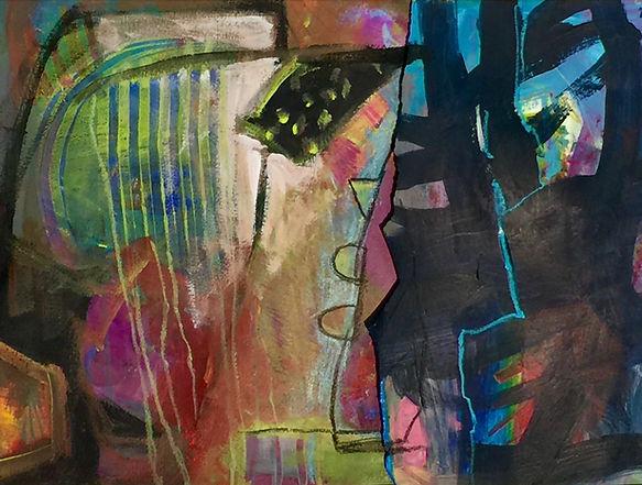Passion Fruits by Dorothy Ganek