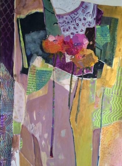 Poppy Petals by Dorothy Ganek