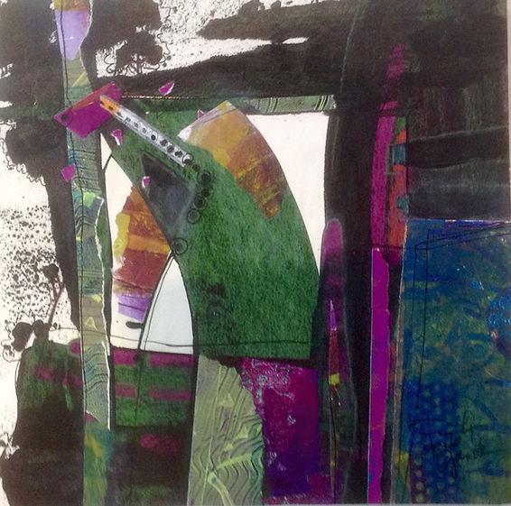 Window of Light by Dorothy Ganek
