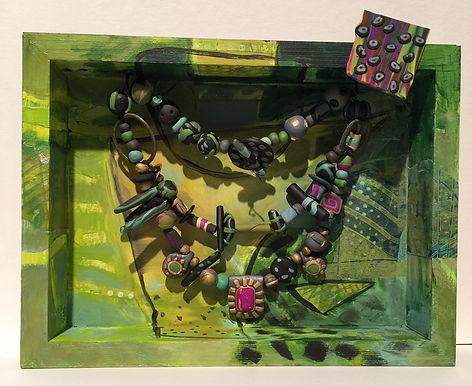 Mixed Greens by Dorothy Ganek