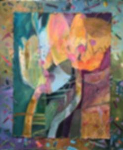 Garden Party  by Dorothy Ganek