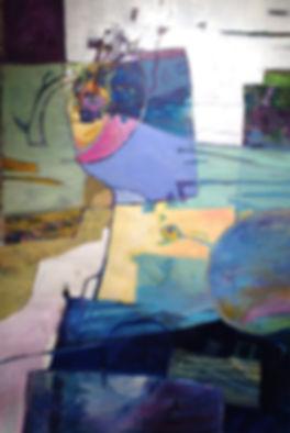 Sunday Afternoon by Dorothy Ganek