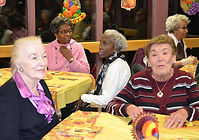 Morris County Senior Citizen Thanksgiving