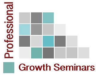 Professional Growth Seminars (PGS) logo