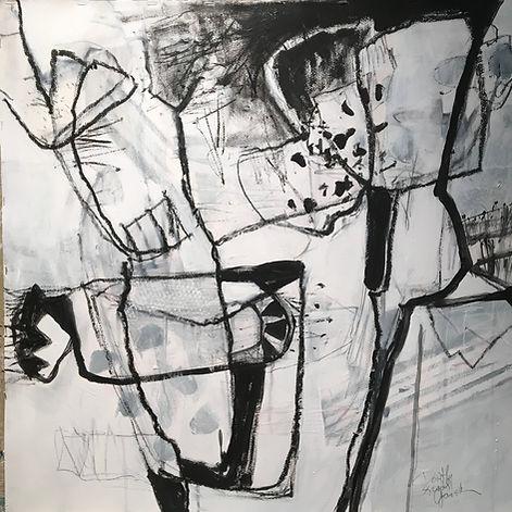 Grey by Dorothy Ganek