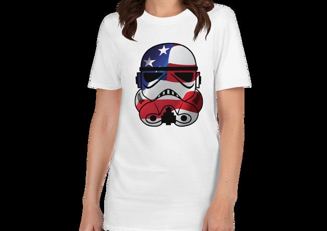 Storm Trooper goes American