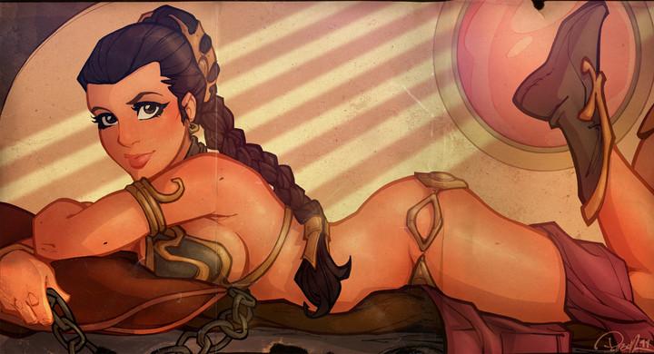 Princess Leia Centerfold BlitzCadet.jpg