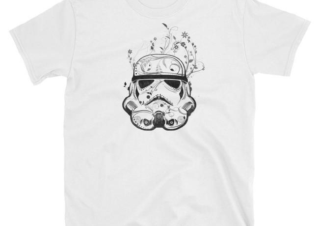 Artsy Storm Trooper